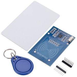 Lettore di smart card per sistemi contactless RFID 13.56MHz Mifare RC522