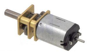 Micro Motoriduttore HP 6V 320rpm 2.2Kgcm con asse posteriore esteso