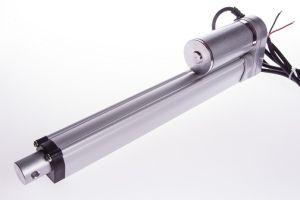 Attuatore Lineare IP54 200mm 12V 0.32cm/s 150Kg