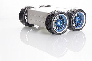 MiniRover 4WD Chassis V2