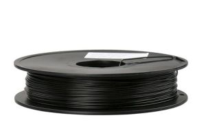 Filamento in PLA Ø1.75mm per stampa 3D - colore NERO (conf. da 1Kg)