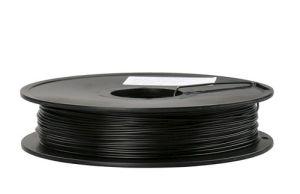 Filamento in PLA diametro 1.75mm per stampa 3D 1Kg - NERO