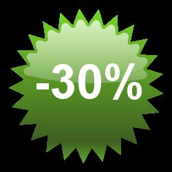 Prodotti al 30%