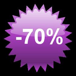Prodotti al 70%