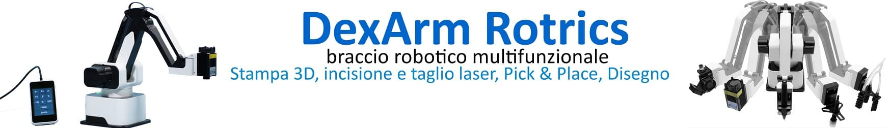Robotic arm DexArm Rotrics